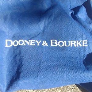 Dooney& Bourke pebble Grain medium pocket Satchel